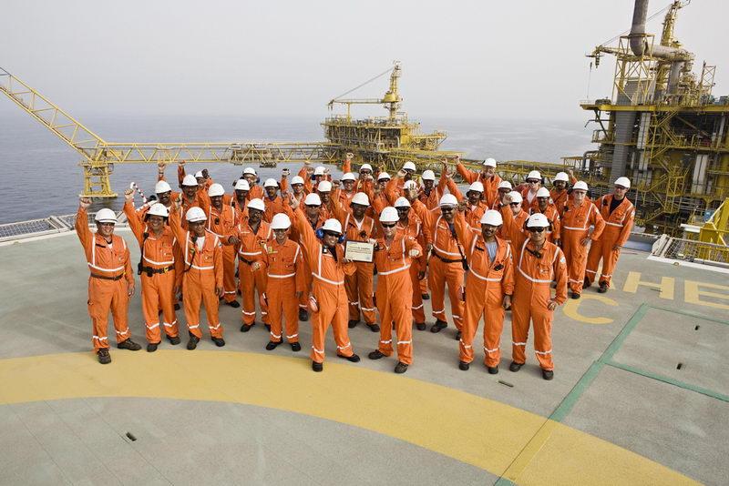 Maersk Oil celebrates Qatar Petroleum's 40th anniversary | Qatar is